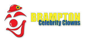 Brampton Celebrity Clowns Logo